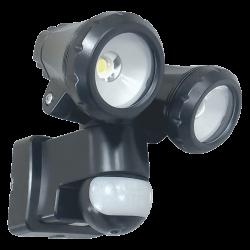 2-Kops LED Buitenlamp met...