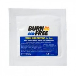 BurnFree Dressing 5x5 cm